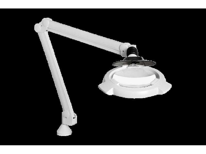 Circus - лампа-лупа с люминесцентной подсветкой