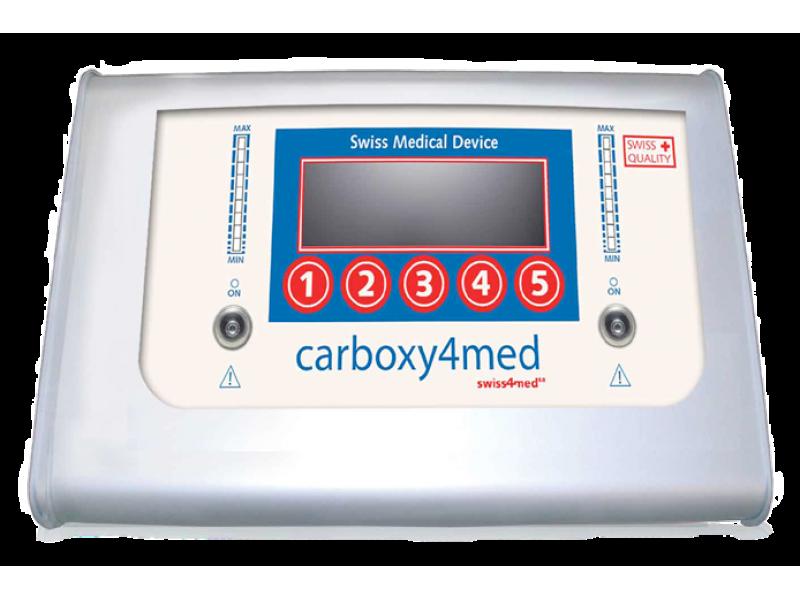 Carbomed - карбокси терапия (стационарный/резервная колба)