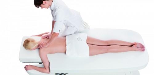 Кушетка IONTO Massage не только удобная для клиента, но и очень практична для Вашего бизнеса!